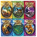 Beast Quest Pack: Series 2, 6 books, RRP �29.94 (Arachnid the King of Spiders, Claw the Giant Monkey, Soltra the Stone Charmer, Trillion the Three-Headed Lion, Vipero the Snake Man, Zepha the Monster Squid). (Beast Quest)