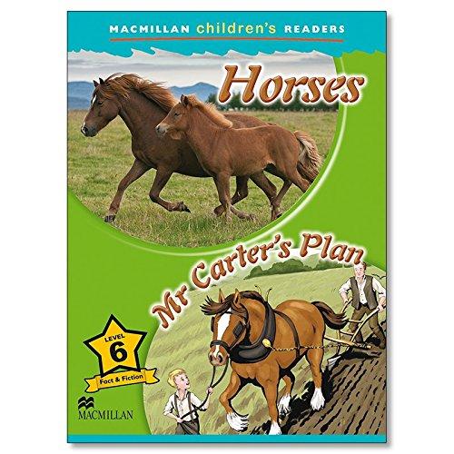 MCHR 6 Horses (Macmillan Children's Readers)