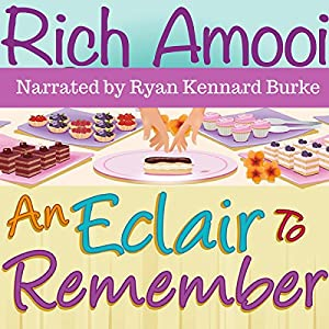 An Eclair to Remember Audiobook