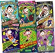 The Disgusting Adventures of Fleabag Monkeyface 6 Books Collection Pack RRP: �29.94 (Knife & Packer)