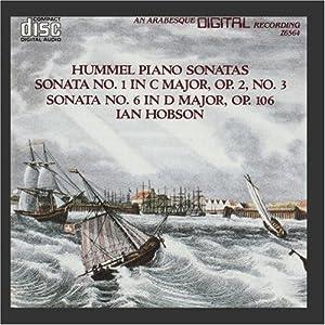 Piano Sonatas 1 & 6
