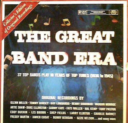 Tommy Dorsey - The Great Band Era-Album Set 10 Records - Zortam Music