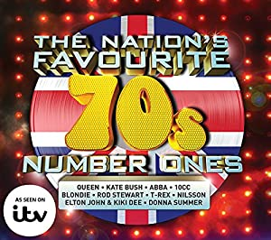 The nation s favourite 70s number ones by various artists amazon co