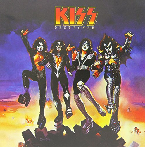 Kiss - Destroyer [remastered] - Zortam Music