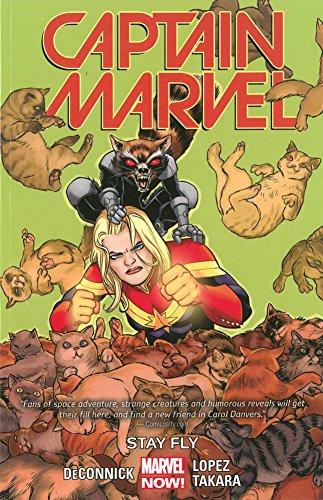 Captain Marvel Volume 2: Stay Fly