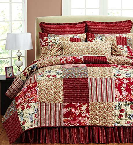 Amp Vixopi Be You Tiful French Country Marie Quilt Set