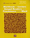 img - for Workbook for Lectors, Gospel Readers, and Proclaimers of the Word 2010: Canadian Edition NRSV book / textbook / text book