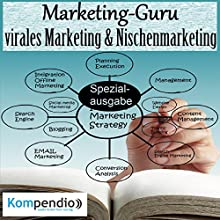 Marketing-Guru: virales Marketing & Nischenmarketing Hörbuch von Alessandro Dallmann Gesprochen von: Michael Freio Haas