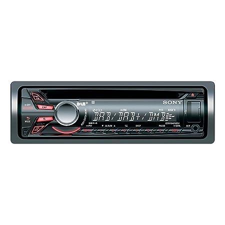 Sony CDX-DAB500U Autoradio CD/DVD
