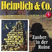Zauber in der Ruine (Heimlich & Co. 5) | Susanne Schindler-Günther