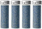 Emjoi Micro-Pedi Refill Rollers (Super Coarse) - Pack of 4