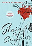 Slain in Schiaparelli (Vintage Clothing Mysteries Book 3)