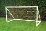 Samba Soccer Goal 8x4 / 8' x 4' - The ultimate home soccer goal! Great for garden and park use!