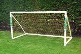 Samba Soccer Fun Goal 8ft x 4ft Back Garden Childs Football Goals with Net