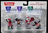 Timpo 43105 Heroic Battle Masters - 54mm Medieval Knights