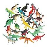 Fun Express Vinyl Mini Dinosaurs (72 Count) By Fun Express