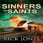 Sinners and Saints: The Vatican Knights, Book 12   Rick Jones