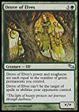 Magic: the Gathering - Drove of Elves - Shadowmoor - Foil