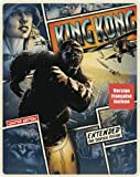 King Kong  (Steelbook Edition) [Blu-ray + DVD + Digital Copy + UltraViolet] (Bilingual)