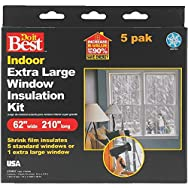 Do it Best Heat Shrink Film Window Kit-5PK SHRINK FILM WNDW KIT