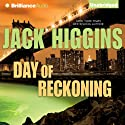 Day of Reckoning: Sean Dillon, Book 8 Audiobook by Jack Higgins Narrated by Michael Page