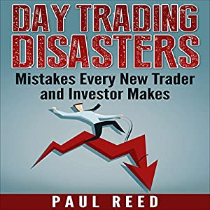 Day Trading Disasters Audiobook