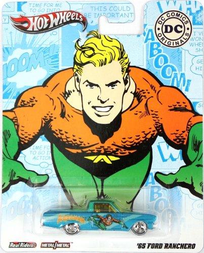 Hot Wheels DC Comics - Aquaman ('65 Ford Ranchero)