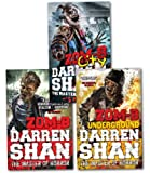 Darren Shan Zom-B Collection 3 Books Set Underground Darren Shan