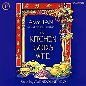 The Kitchen God's Wife Audiobook
