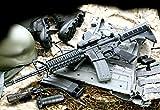 【WAスーパーリアルガン】WA フルメタルカスタム コルト M4A1〈MWSカービン〉
