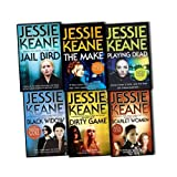 Jessie Keane 6 Books Collection Pack Set RRP: £51.31 (Jail Bird , The Make, Playing Dead, Black Widow, Dirty Game, Scarlet Women) Jessie Keane