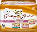 Fancy Feast Wet Cat Food, Gravy Lover...