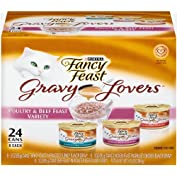 by Purina Fancy Feast   550 days in the top 100  (324)  Buy new:  $19.94  $12.00  19 used & new from $12.00
