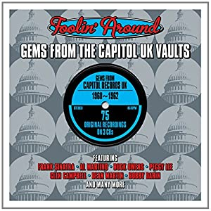 Foolin' Around: Gems From The Capitol UK Vaults 1960 - '62