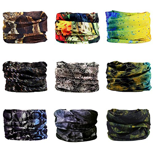 Headwear-Godspeed-Headwrap-9-Pack-Headband-Bandanna-16-in-1-Multifunctional-Telescopic-Seamless-Scarf-Facemask-For-Outdoor-Leisure-Activities
