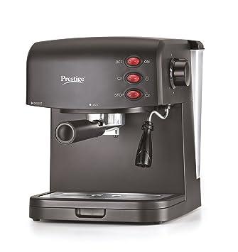 Prestige PECMD 2.0 850-Watt Espresso Coffee Maker