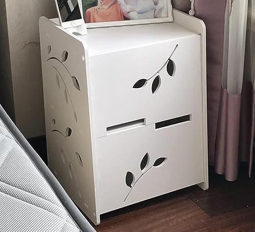 Jiangu, dormitorio cama armarios, mesitas de noche, autónomo simple mesitas de noche, mini - lockers, Oak Corner Cabinet