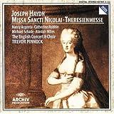 Haydn: Missa Sancti Nicolai; Theresienmesse
