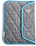 Timbuk2 Kindle Plush Sleeve, Grey/Cold Blue (fits Kindle Paperwhite, Kindle and Kindle Touch)