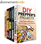 Prepper's Projects and Hacks Box Set...