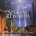Special Rewards: The Coursodon Dimension, Book 2 Audiobook by M.L. Ryan Narrated by Hollie Jackson