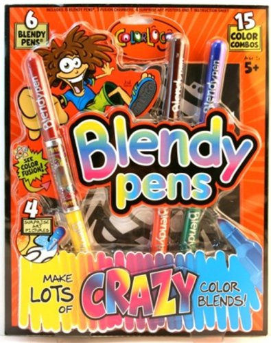 Giddy-Up Blendy Pens Small Blister Activity Kit - 1