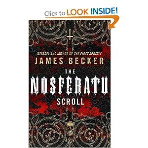 The Nosferatu Scroll - James Becker
