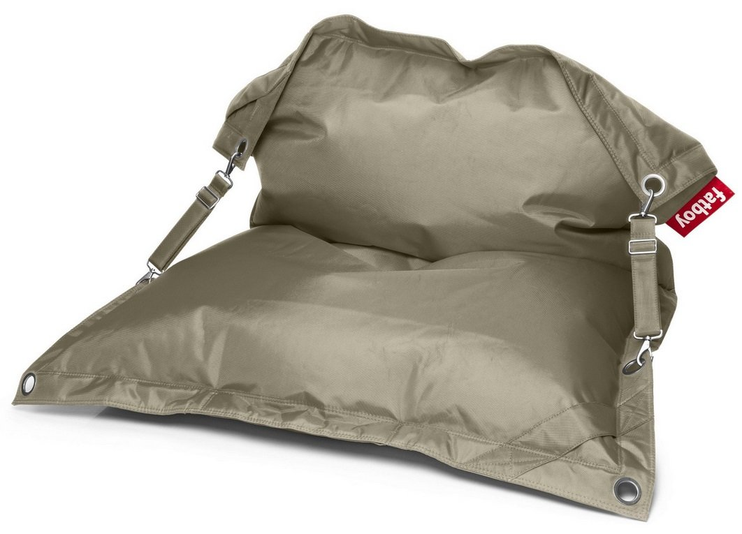 Fatboy Buggle-up Outdoor Sitzsack, taupe 190x140cm