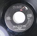 TACO 45 RPM PUTTIN' ON THE RITZ / LIVIN' IN MY DREAM WORLD