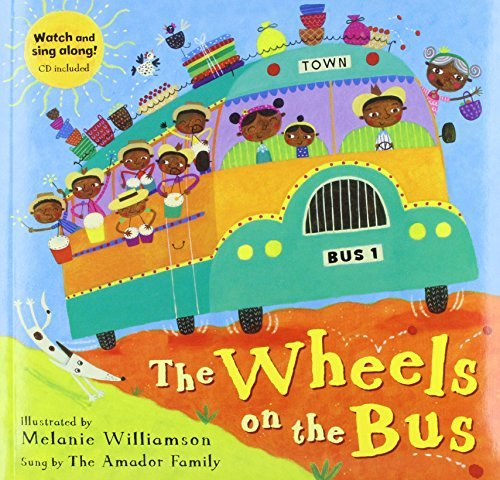 The Wheels on the Bus (Bearfoot Singalong) (Pap/Com) (2014-08-16) [Paperback] PDF
