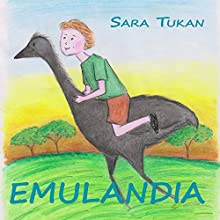 Emulandia Audiobook by Sara Tukan Narrated by Leszek Wojtaszak