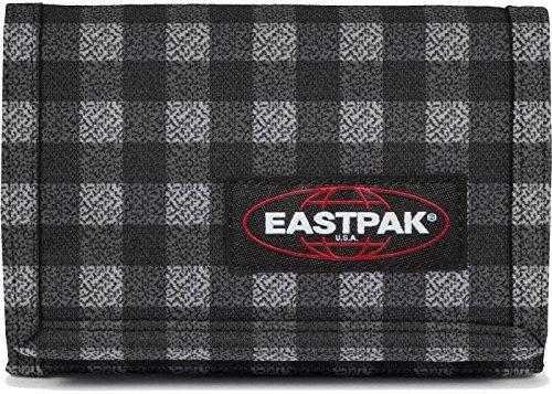 Eastpak portafoglio Crew colore Checksange Black