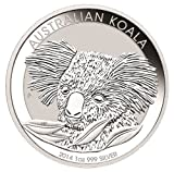 2014 Koala - 1 oz. Silver coin from the Australian Mint