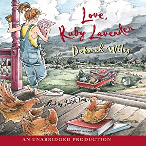 Love, Ruby Lavender Audiobook